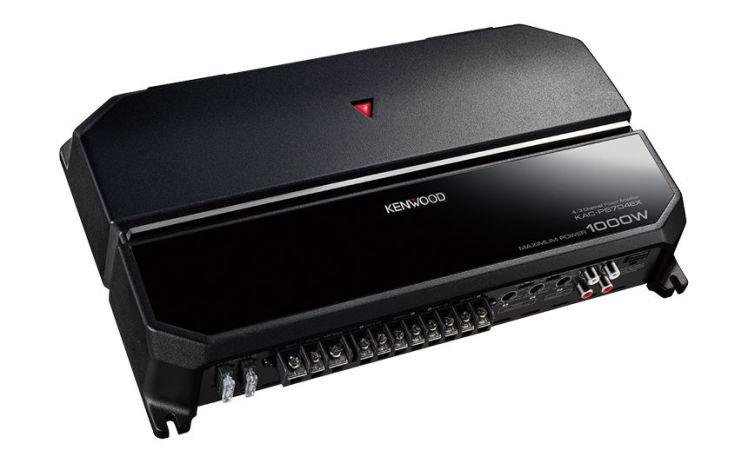 آمپلی فایر کنوود 4 کانال KENWOOD KAC-PS704EX