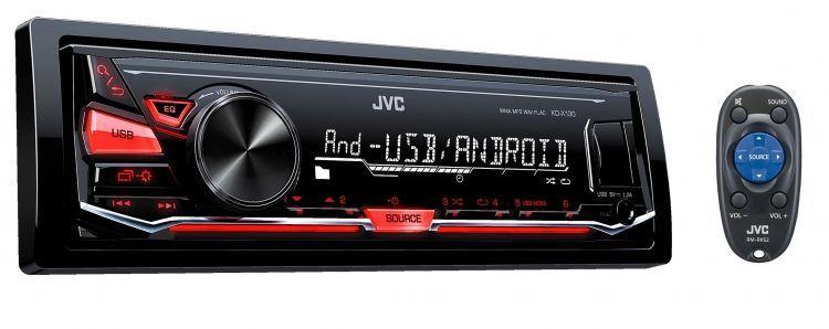 | JVC KD-X130