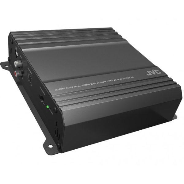 آمپلی فایر جی وی سی 2 کانال JVC KS-AX202