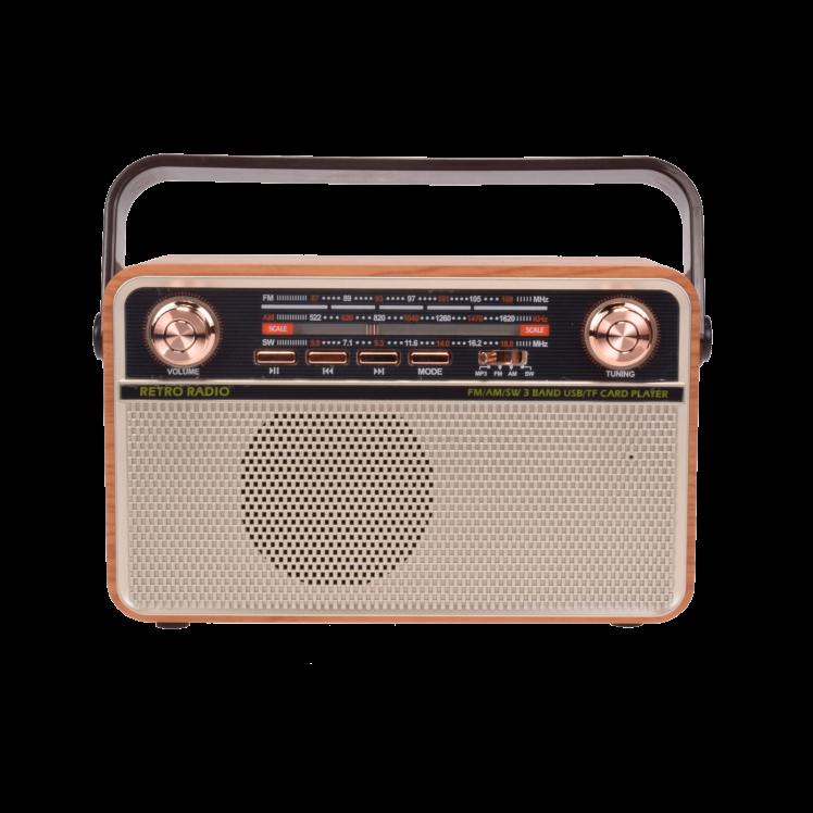 رادیو کمای kemai MD-505BT