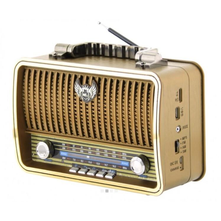 رادیو کمایی kemai md-1909bt