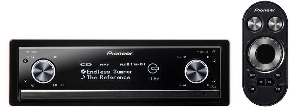 پخش پایونیر Pioneer DEX-P99RS
