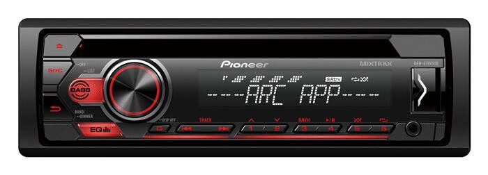 پخش پایونیر Pioneer DEH-S1153UB