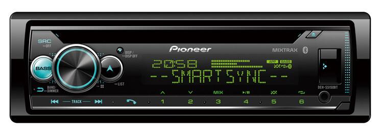 پخش پایونیر Pioneer DEH-S5250BT