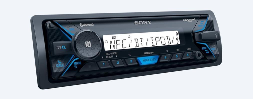 پخش سونی SONY DSX-M55BT
