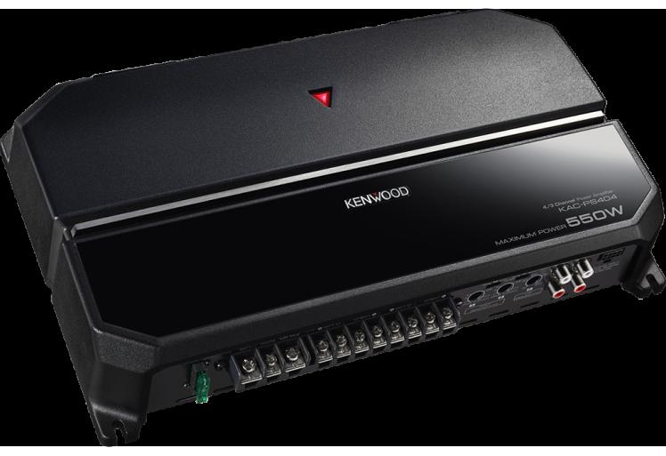 آمپلی فایر کنوود مدل KENWOOD KAC-PS404