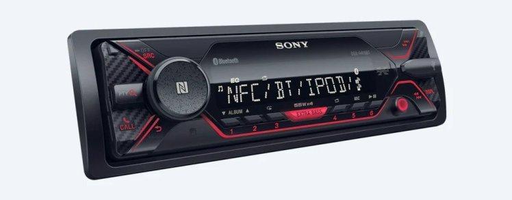 پخش سونی SONY DSX-A410BT