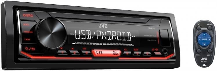 پخش جی وی سی JVC KD-X152M