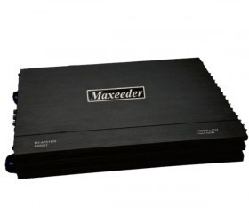 آمپلی فایر مکسیدر 1 کانال مدل MAXEEDER BM6001