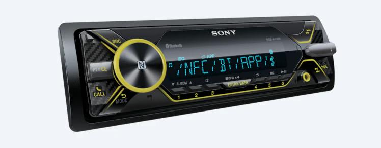 پخش سونی SONY DSX-A416BT