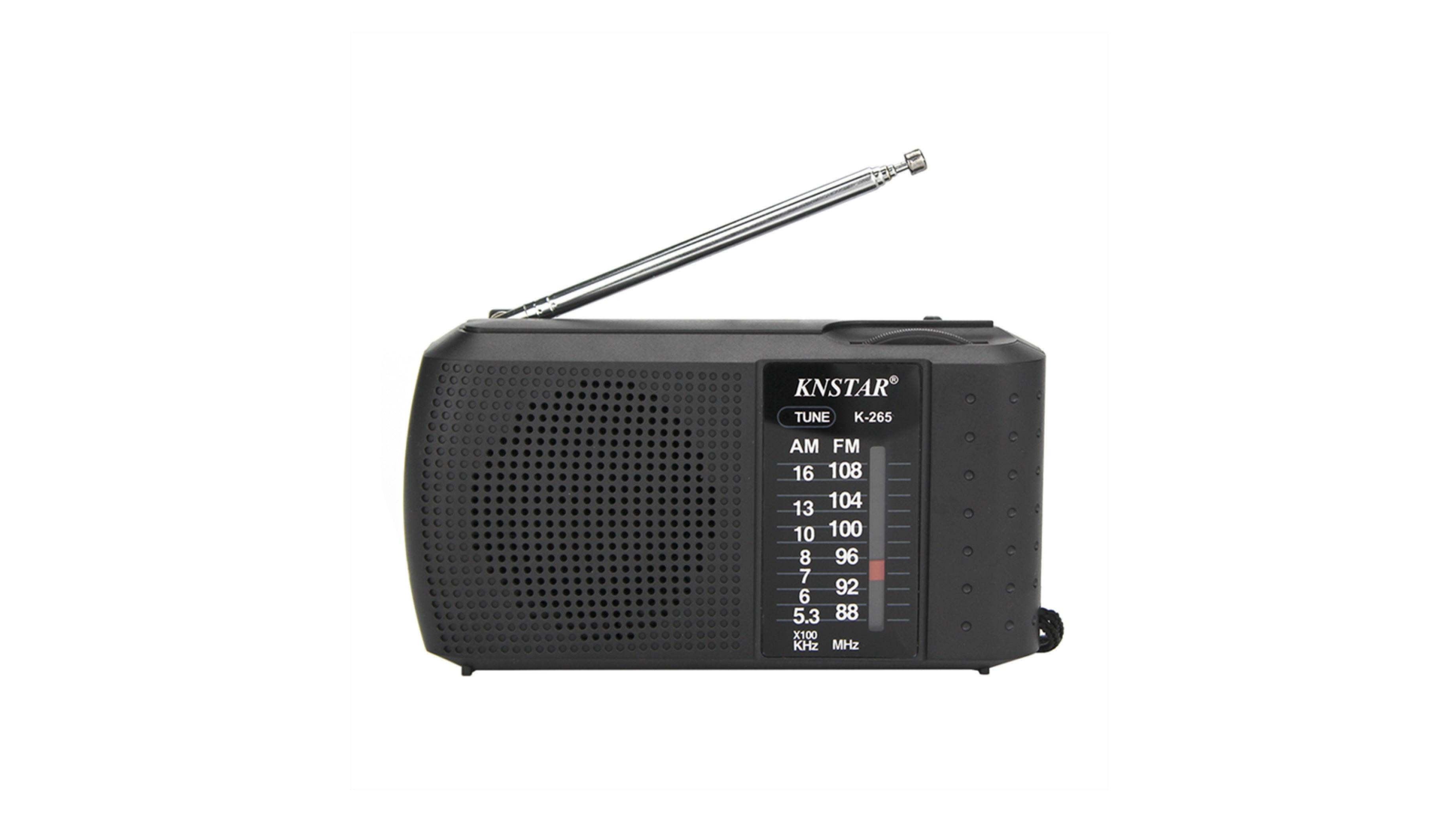 رادیو کی ان استار KNSTAR K-265
