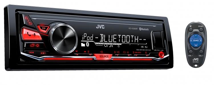 پخش جی وی سی JVC KD-X330BT